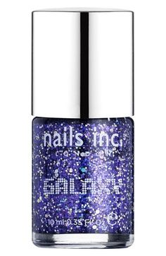 nails inc. London 'Galaxy' Nail Polish available at #Nordstrom