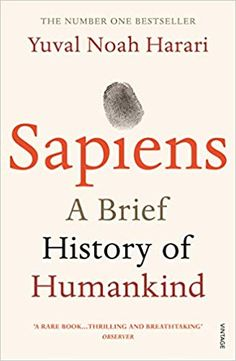 Sapiens: A Brief History of Humankind Paperback – 11 Jun 2015 by Yuval Noah Harari 100 Best Books, Good Books, Books To Buy, Books To Read, Brief History Of Humankind, The Big Short, Medicine Book, Order Book, Penguin Books