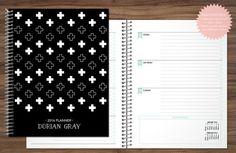 2016 2017 planner custom planner student planner HORIZONTAL LAYOUT weekly…