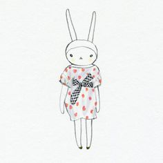 Illustration by Fifi Lapin.