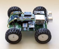 Anyone can build a robot quickly with this kit. We take care of all the wiring so that you can focus on customizing it.  Hackabot Nano is a very