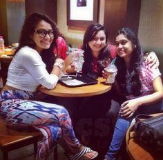 Neha Kakkar Dinner with lovely fans