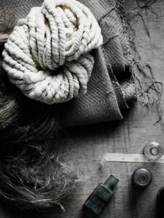 Lollo's Design Files: Winter Warmers: That I am a big lover of wool is no secret. Coming from the Nordic countries, sheepskins and wool are a part of everyday life; we use them to stay warm, and also to add texture and a sense of cosiness to our interiors. I don't just mean rugs, blankets and cushions, either. Winter boots, knitted jumpers and scarfs are all used as part of our decoration and styling – as well as to wear. Textiles Jacqueline Fink Styling Glen Proebstel Photography Sharyn…