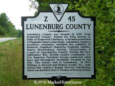 colonial lunenburg v