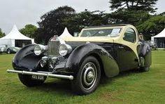 Bugatti.  I adore Bugatti's!