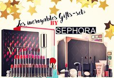 Sephora Gift-Sets 2017 guide