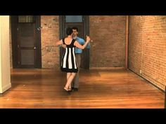Wedding dance lesson video for Brides and Grooms. Learn how to dance for your wedding.
