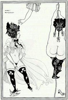 Aubrey Beardsley - 1872 – 1898