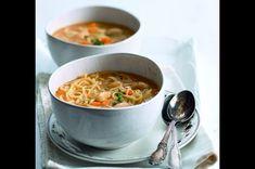 Fazulovica (čili fazolová polévka s nudlemi)