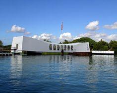 Pearl Harbor - Oahu, Hawaii