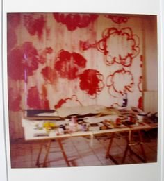 Cy Twombly: Unfinished Paintings, Gaeta, 2006