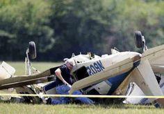 America ના જોર્જિયામાં બે વિમાન હવામાં જ અથડાયા, ત્રણનાં મોત