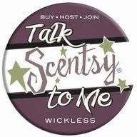I love Scentsy scented products.  You will too.