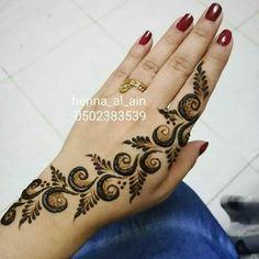 Finger Henna Designs, Mehndi Designs Book, Modern Mehndi Designs, Mehndi Designs For Beginners, Mehndi Design Photos, Mehndi Designs For Fingers, Beautiful Henna Designs, Dulhan Mehndi Designs, Latest Mehndi Designs