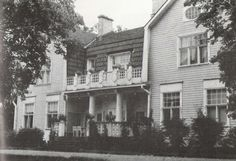 The gård of Hakunila, 1978