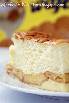Polish Desserts, Polish Recipes, Polish Food, Sweet Recipes, Cake Recipes, Cheesecakes, Vanilla Cake, Nutella, Ale