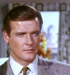 Before he was Bond, Roger Moore played suave Simon Templar in 118 episodes of THE SAINT TV series.