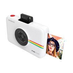 Polaroid Snap Touch, Hvid