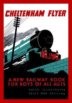 The book of the Cheltenham Flyer