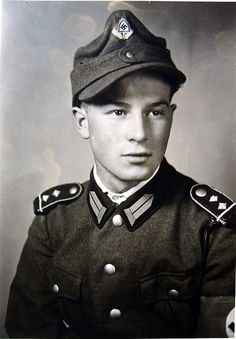 Image result for german ww2 rad cap