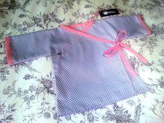 Kimono elegante de lunares | Galletas de Chocolate