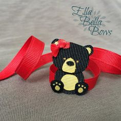 Hey, I found this really awesome Etsy listing at https://www.etsy.com/listing/224691103/woodland-black-bear-ribbon-sculpture