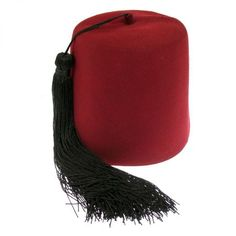 b7f1ee8963b Turkish Deluxe Wool Felt Fez with Black Tassel - Made to Order · Hat  ShopCaps HatsMen s ...