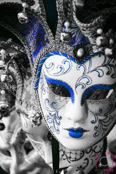 De beroemde #maskers in #venetie . #italie