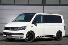 VW T6 from B & B Automobiltechnik - All About Automotive