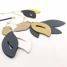 Fashion Details, Drop Earrings, Jewelry, Jewlery, Jewerly, Schmuck, Drop Earring, Jewels, Jewelery