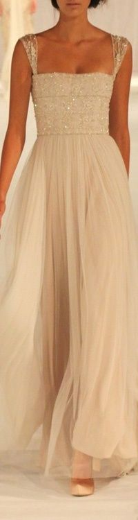 flowing style exactly what i want in my wedding day