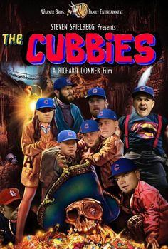 Its not The Goonies-Its The Cubbies! Baseball Memes, Chicago Cubs Baseball, Baseball Gifts, Chicago Bears, Chicago Cubs Pictures, Baseball Pictures, Cubs Players, Baseball Players, Cub Sport