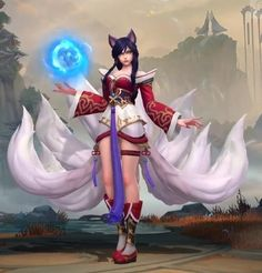Ahri Lol, Character Art, Character Design, Ahri League, Legend Images, The Game Is Over, Fox Girl, Lol League Of Legends, Cosplay
