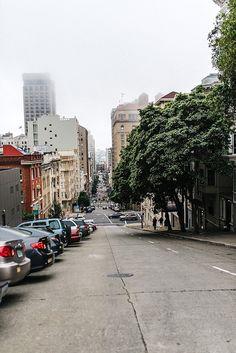 Streets of San Francisco Roadtrip San Francisco - Vancouver