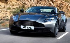 2017 Aston Martin DB11 Price
