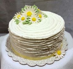 Wedding Cake Daiseys