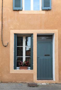 Aiguines, France - July 22, 2016 *Rue Haute