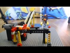 LEGO GBC Module - Accelerator - YouTube