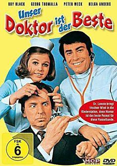 Poster zum Film: Unser Doktor ist der Beste. 1969