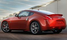 Nissan is debuting the latest model of its sports car today. The refreshed 2013 Nissan gets mostly subtle updates that are designed to keep the model Nissan 370z For Sale, 2013 Nissan 370z, New Nissan, Nissan Nismo, Nissan Sports Cars, Nissan Z Cars, Sport Cars, Diesel, Sports Car Brands