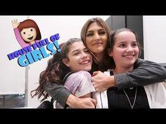 House Full of Girls 🙋 (WK 363.2) | Bratayley - YouTube Cheer Athletics Abs, Secret Meeting, Hayley Leblanc, Kira Kosarin, Bratayley, Queen, News Songs, Role Models, Gymnastics