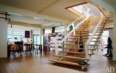 AD Visits: Willem de Kooning Photos | Architectural Digest