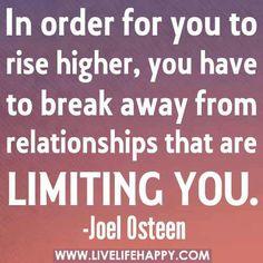 Joel Osteen ~ Rise Higher