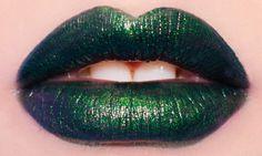 rossetto verde Lime Crime
