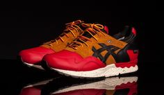 09e9c79239ad Asics Tiger Gel-Lyte V GTX Gore Tex Sneakers Men s Lifestyle Shoes  WATERPROOF