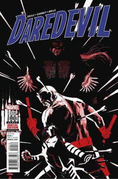 Daredevil (Vol. 5)  #2 Variant - 2nd Print