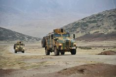 Turkish BMC Kirpi 4x4 wheeled mine resistant armored combat vehicle APC IFV MRAP with ASELSAN jammer systems