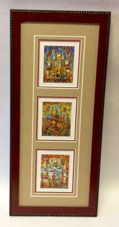 Custom framed post cards