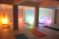 Our relaxing yoga studio at Surf Star Morocco!  www.surftstarmorocco.com www.facebook.com/surfmorocco