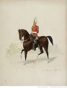 The Uniforms of the british cavalry / by Charles Conroy   Gallica